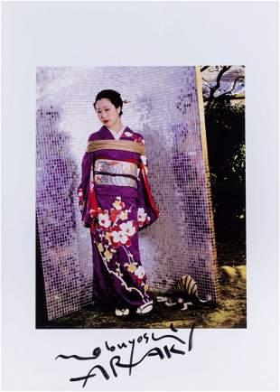 Nobuyoshi Araki (1940 Tokyo),