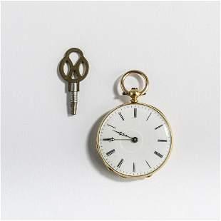 France, Pocket watch, c. 1864