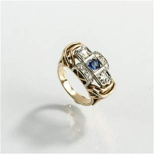 Germany, Ring, 1930s
