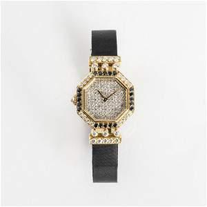 Cartier, Paris, Rare woman's watch 'Andine', 1983