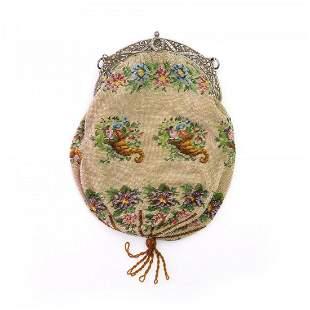Bag with cornucopias, 1st half of the 19th century