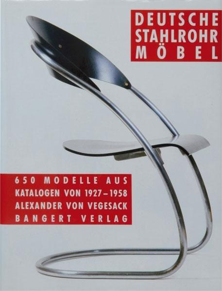 19: Alexander von Vegesack, Deutsche Stahlrohrmobel - 6