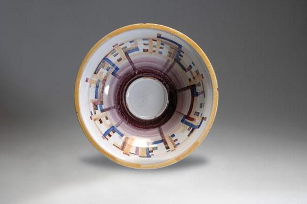 20: Werner Burri. Bowl, designed c. 1928. H. 9.2 cm; Di