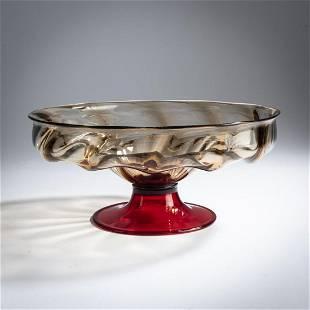 Vittorio Zecchin (attr.), Bowl, c. 1925