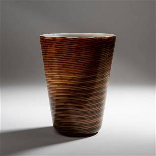 Murano, 'Anfora' vase, 1982