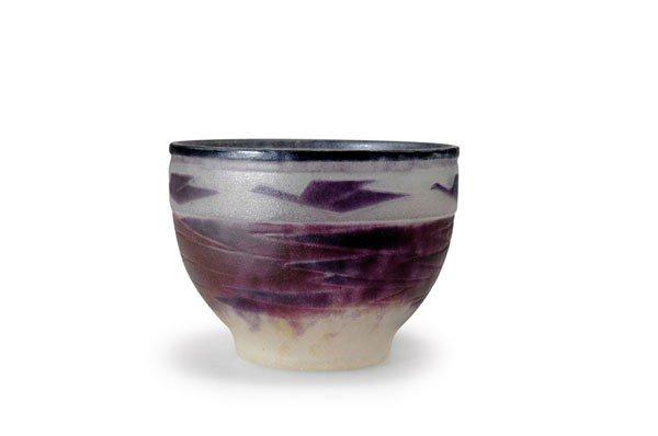 3: Gabriel Argy-Rousseau, Paris. 'Oiseaux en vole' bowl