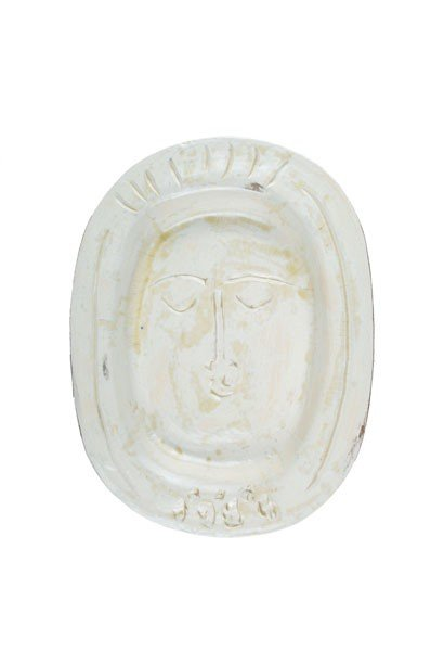 279: Pablo Picasso. 'Visage' decorative plate