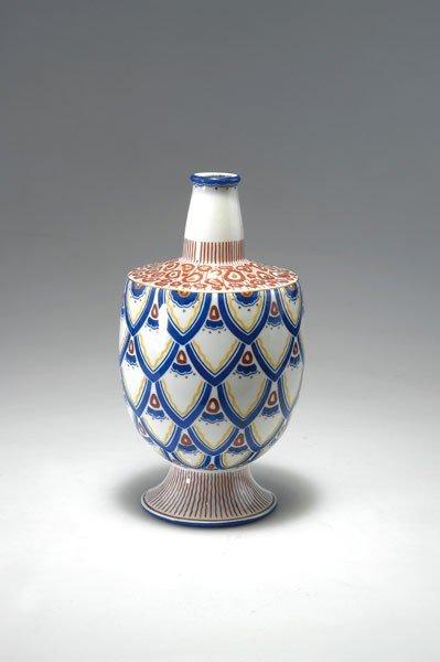 286: Manufacture Nationale de Sevres. Vase, 1925. Heigh