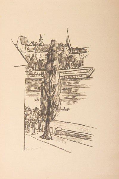 2: Max Beckmann (Leipzig 1884 - 1950 New York)