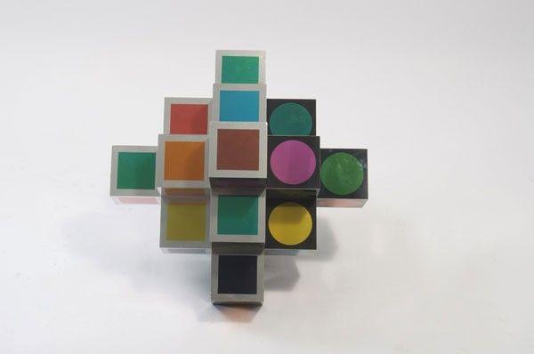 Victor Vasarely (Pecs 1906 - 1997 Paris)