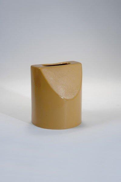 3: Ettore Sottsass. '589' vase, designed in 1962. H. 14