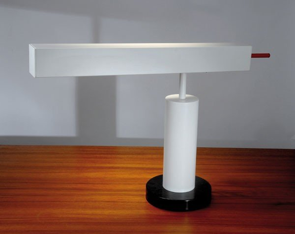 15: Ettore Sottsass (attributed). 'Madison' table light