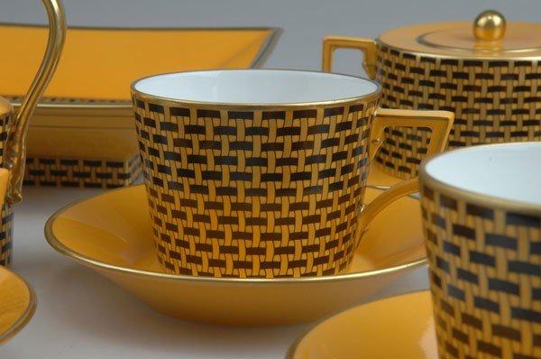 329: Claudio La Viola. Coffee set. 20 pieces, designed  - 2