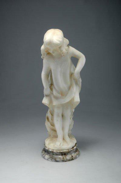 1421: Guglielmo Pugi (Fiesole 1850 - 1915). Bathing gir
