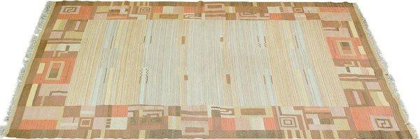 Impi Sotavalta. Carpet, designed in the 1930s. 326 x 21