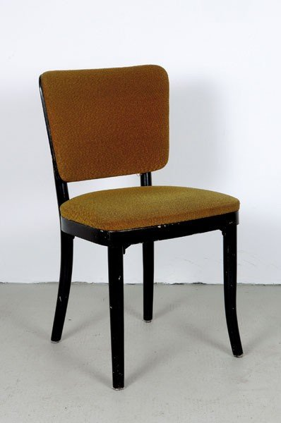Werner West. Chair, designed in the 1920s. H. 80 x 43 x