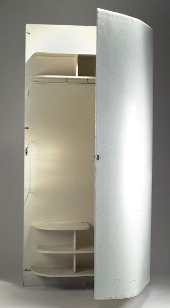 Alvar Aalto. Wardrobe 'Paimio', designed in 1928.  H. 2