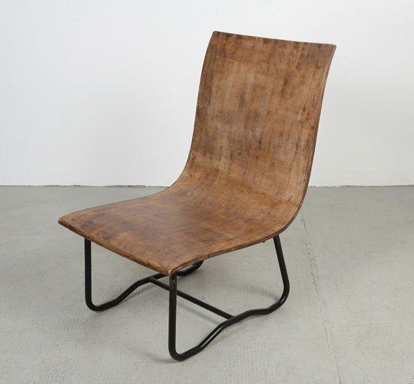 Alvar Aalto.'Senna' chair, designed in 1929. H. 80 x 50