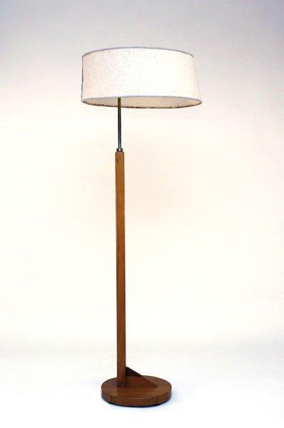Aino Aalto. Floor lamp, designed in the late 1930s.  H.