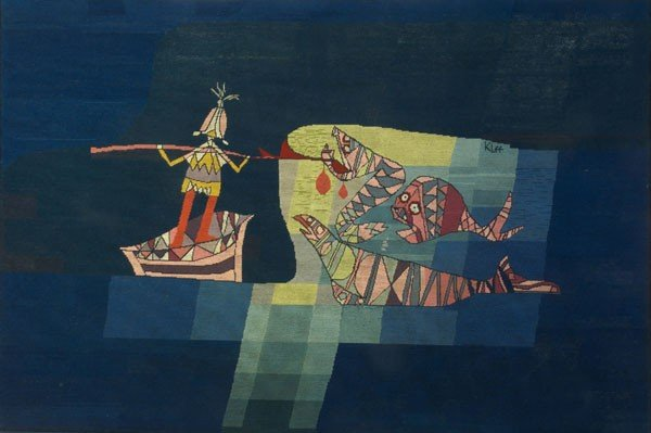 11: Paul Klee (1879 - 1940) (after)