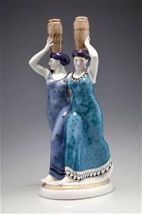 Zwei Griechinnen aus dem 'Hochzeitszug', 1910