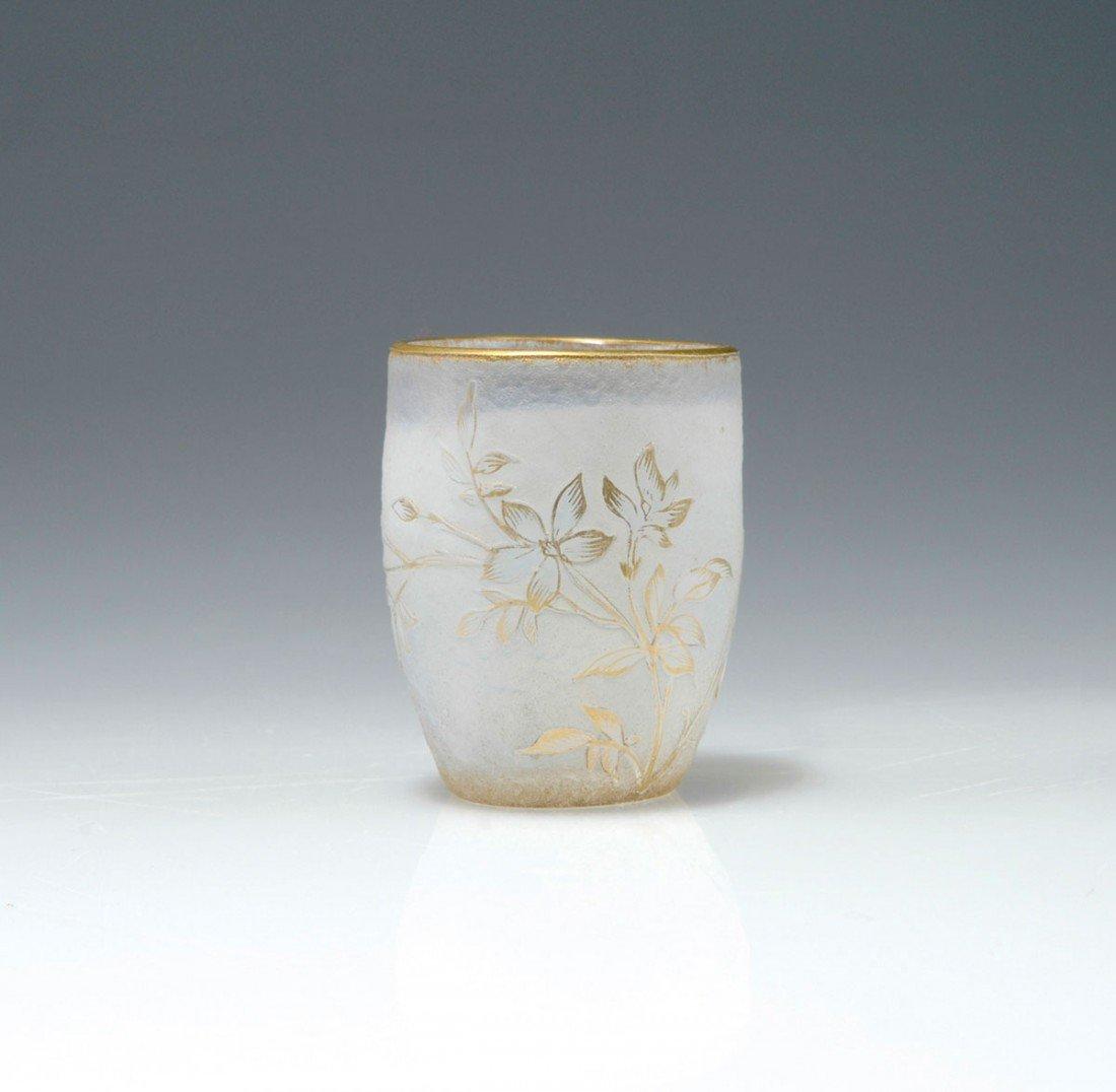 3: Miniaturvase, 1893-94