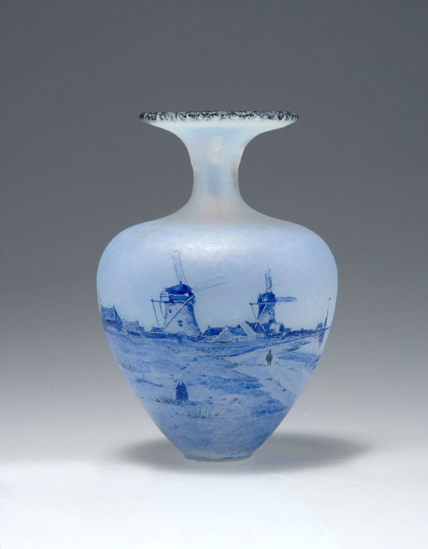 7: Vase 'Delft', 1899