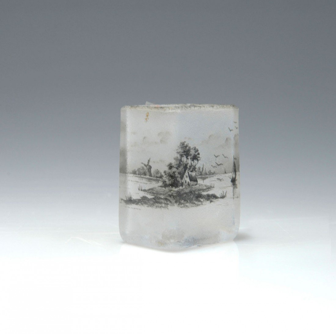 12: Miniaturvase 'Delft', 1899