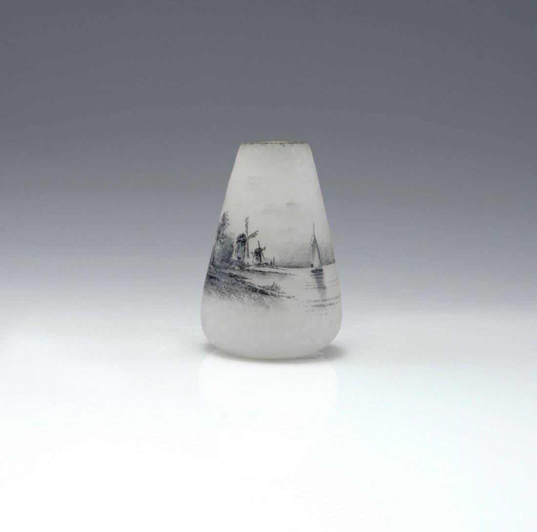 14: Miniaturvase 'Delft', 1899
