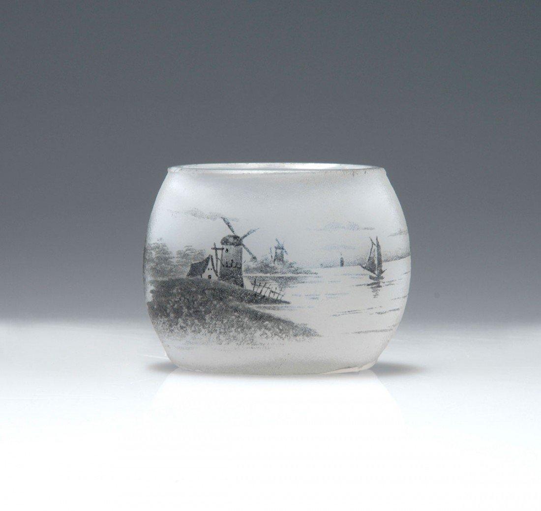 20: Miniaturvase 'Delft', 1899