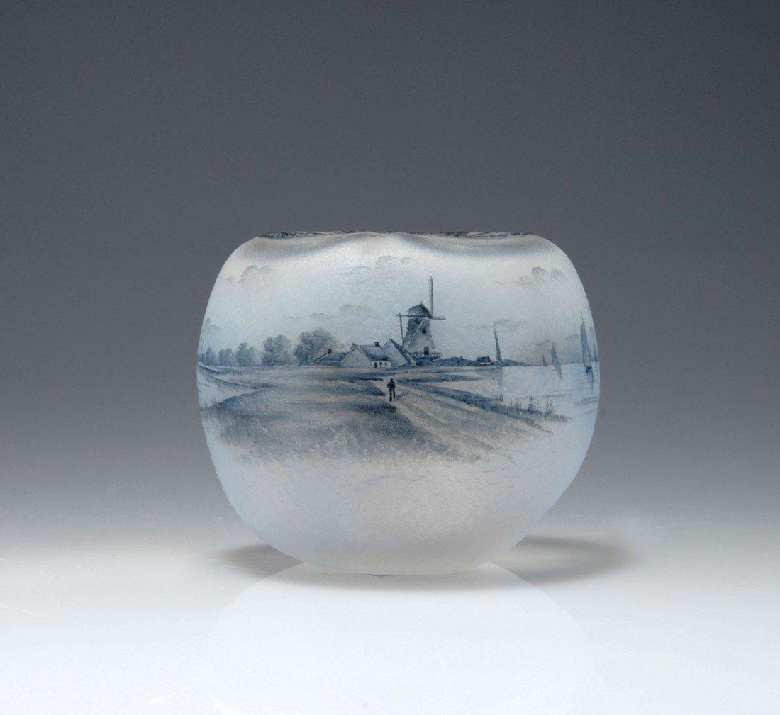 22: Vase 'Delft', 1899
