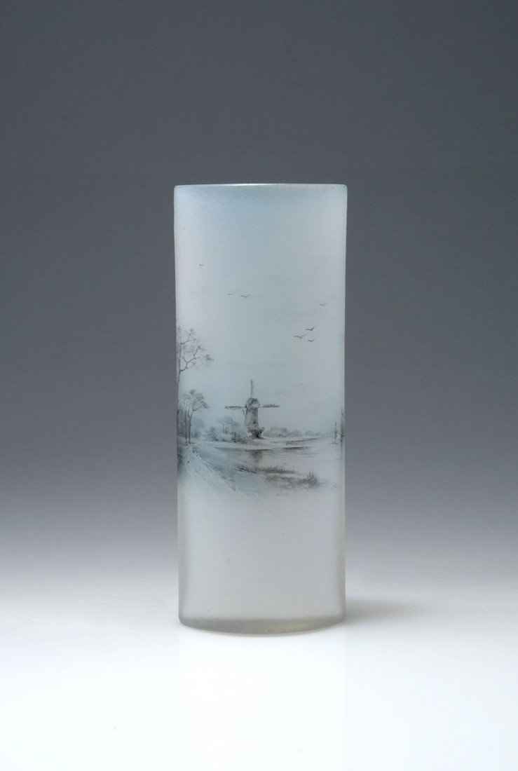 23: Vase 'Delft', 1899