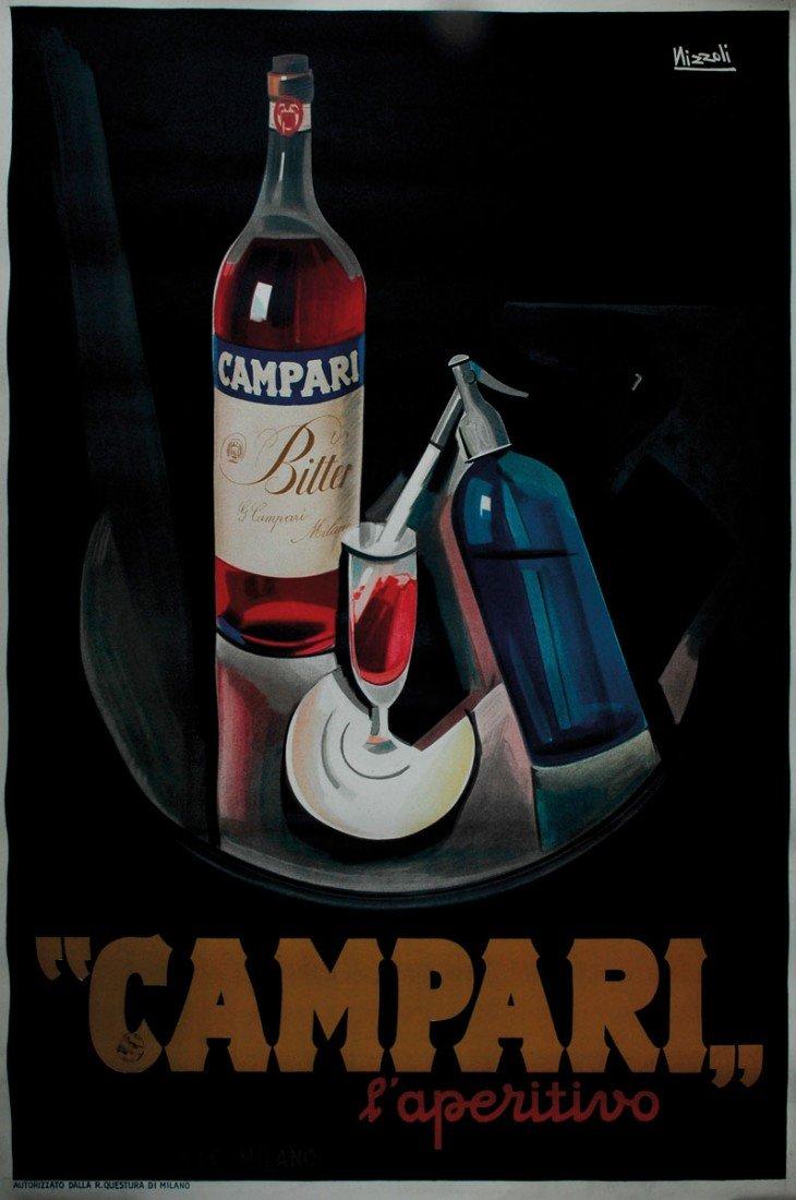 4: Plakat 'Campari'