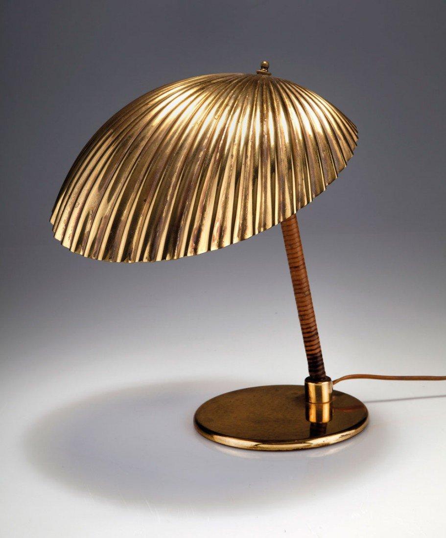 66: Tischlampe fuer das Restaurant 'Savoy'