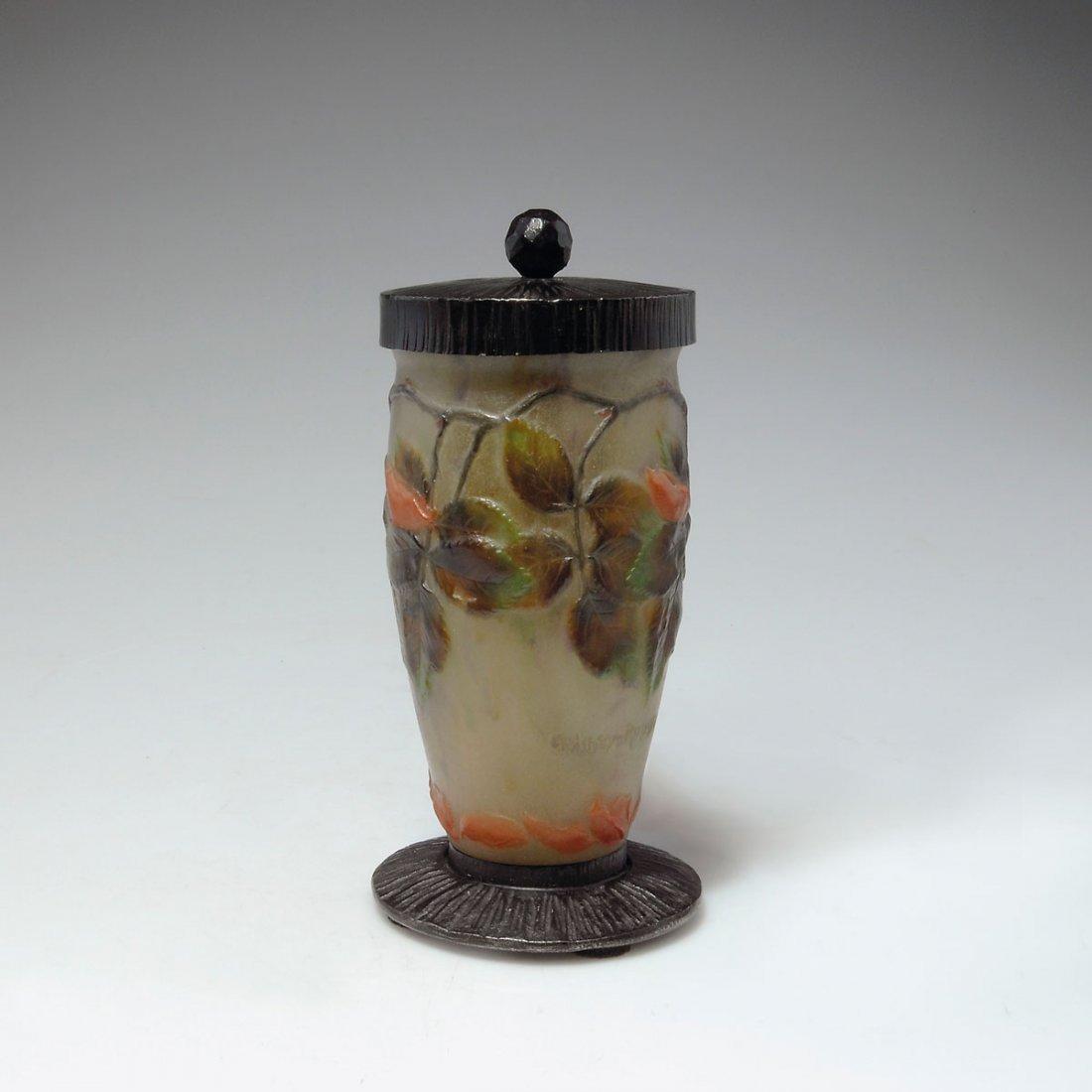 2: Tischleuchte 'Roses', 1919