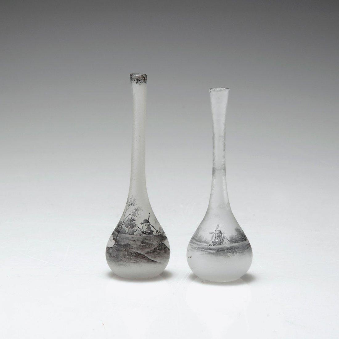 23: Zwei kleine Berluzen 'Delft', 1899