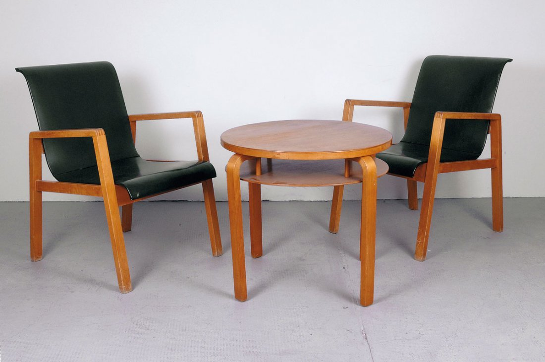 Pair of '403' chairs