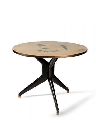 Gambling table, c1955