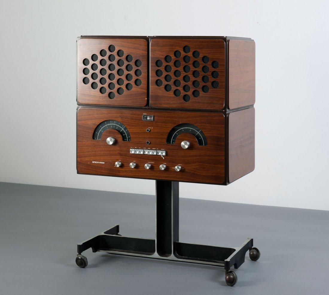 'RR-126' radio, 1965