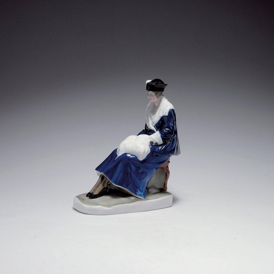 524: Lady, 1920s