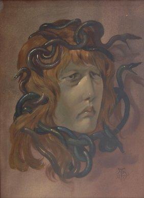 1: 'Medusa', 1877