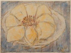 6: 'Lotus flower in a bowl', 1933