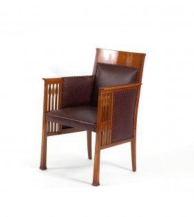 14: Armchair, 1908-10