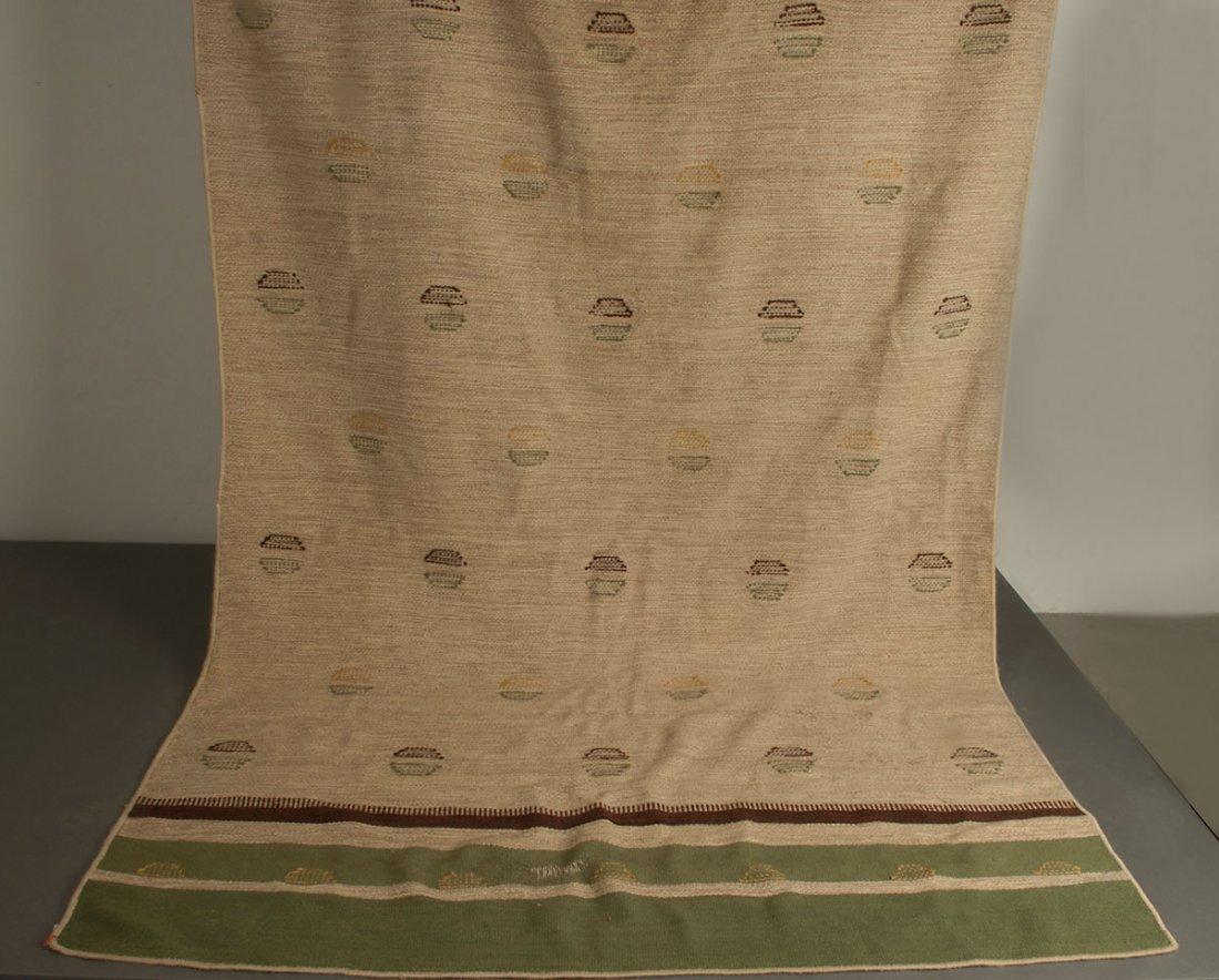Finland. Carpet, 1930/40s. 272 x 172 cm. Wool, 'Roelaka
