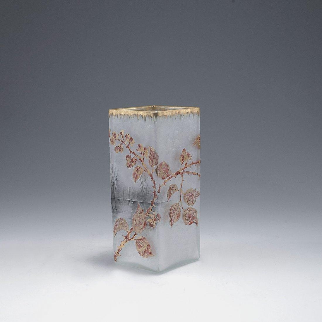 'M_res' vase, c1902