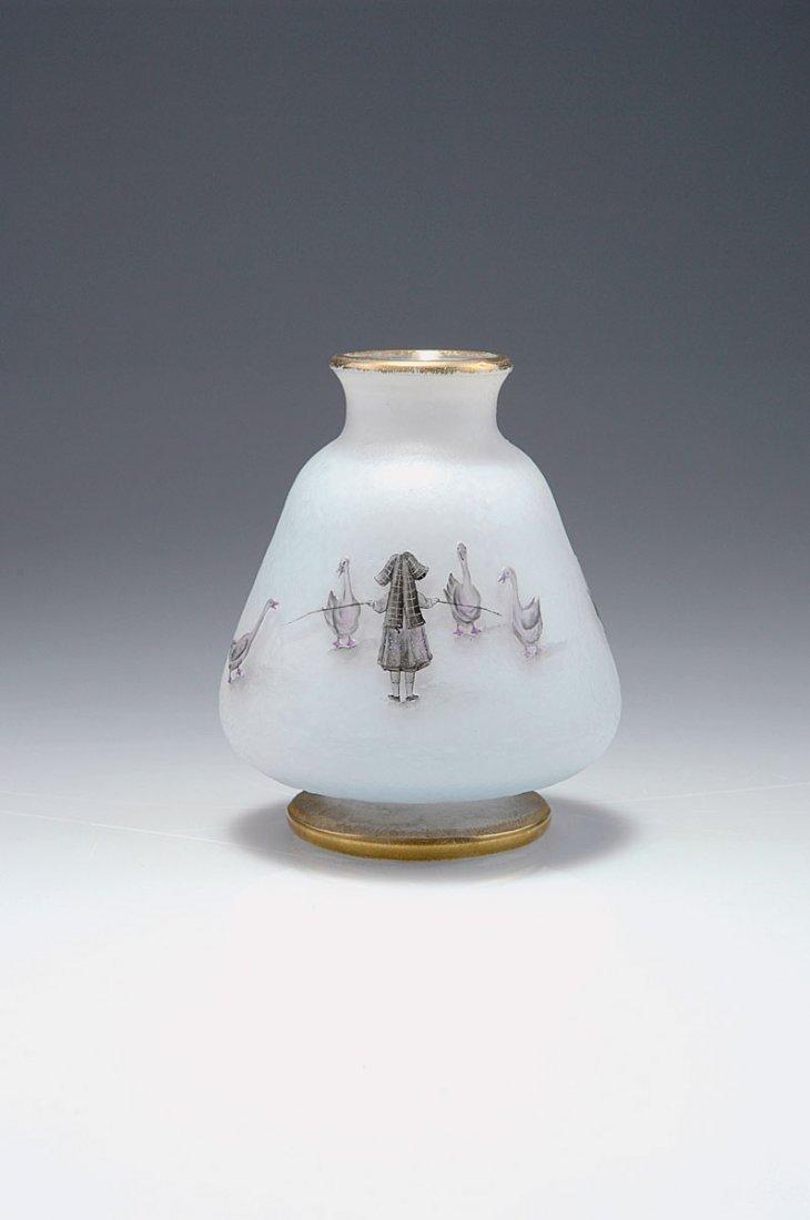 Vase 'La petite Gardeuse dêoies', 1898