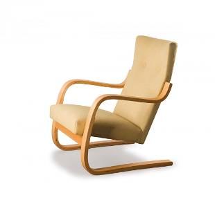Alvar Aalto. '401' easy chair, 1933. H. 83.5 x 62 x 74