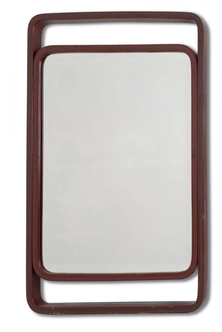 '40/8' mirror, c1905