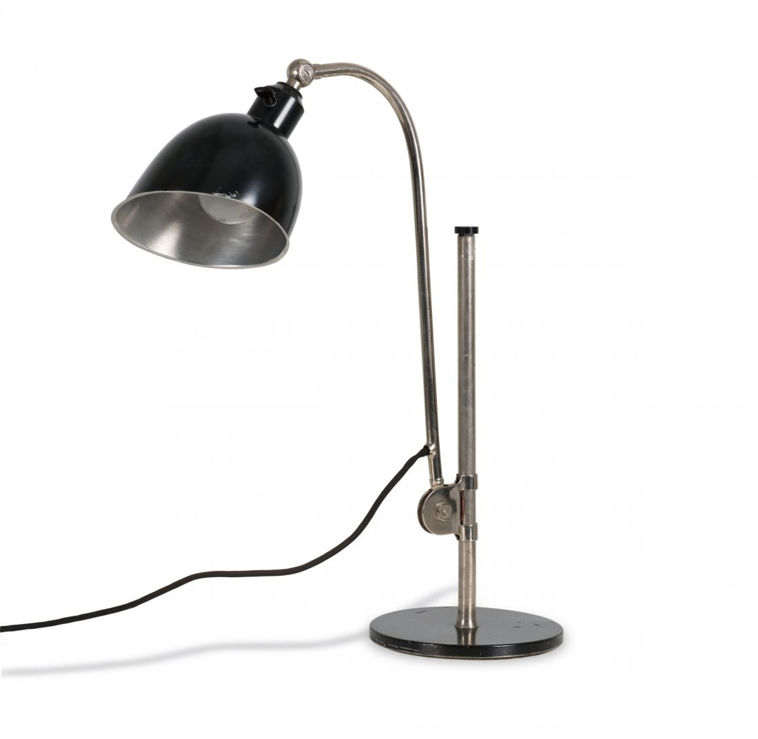 'Dell Type K' table light, 1929