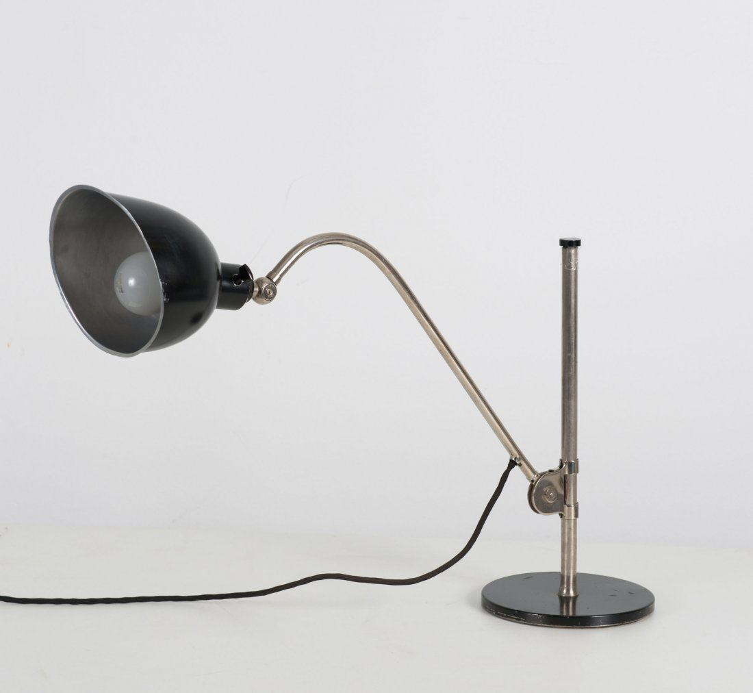 'Dell Type K' table light, 1929 - 2